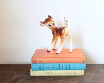 Vintage Disney Bambi figurine, Bambi Disney