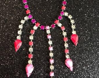 Lady Madonna Vintage Necklace