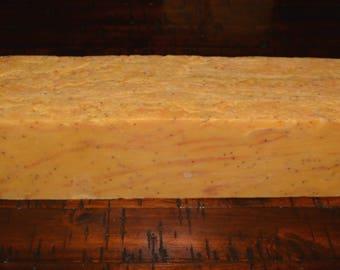 3lb Raspberry Lemonade Soap Loaf, Wholesale Soap Loaf, Vegan Log