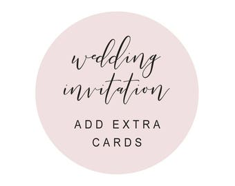 Extra Cards, Printable Invitation Suite, RSVP, Accommodation, Finer Details, Wishing Well, Belly Band Invitation Wrap
