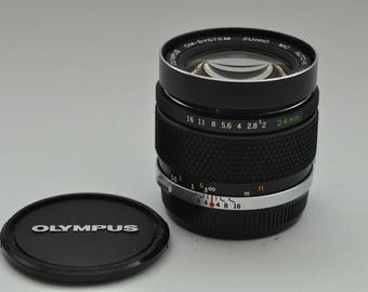 Olympus Om 24mm 1:2 F2 Zuiko