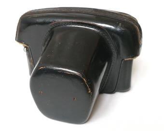 Vintage Camera Case/Everready/Half Case/Pouch for 1960s/70s Canon FT/FTb/FX SLR