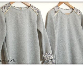 Made to order * sweat Liberty mother/daughter Duo