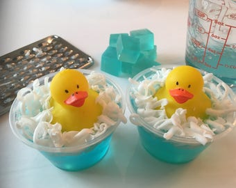 Rubber Duck Soap Make your own DIY Craft kits for kids