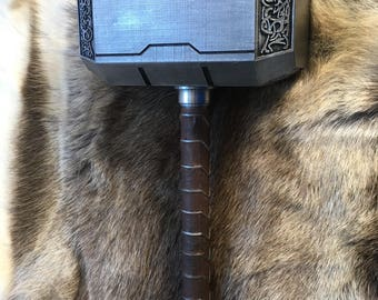 Thor's Hammer, 3D Printed, Unofficial