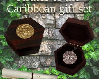 Pirates of the Caribbean (Redwood Edition) gift set