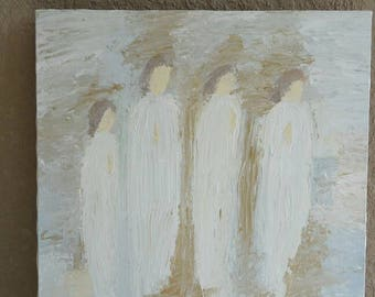 Sing Hallelujah Giclee canvas by Shannon Leigh Art