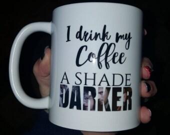 Darker coffee mug.