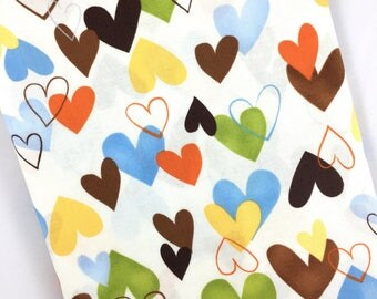1 Yard Of All My Hearts By Robert Kaufman Fabrics