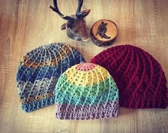 Family Hat Set, crochet hats, spring hat, mummy daddy kid hat set, mummy daugter set, simmer hats, family hats, family set