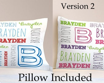 Baby Boy Gifts - Baby Gifts For Boys - Gifts For Baby Boy - Baby Boy Gift Ideas - Unique Baby Boy Gifts - Personalized Baby Travel Pillow