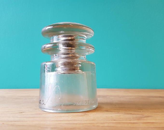 Armstrong Glass Insulator
