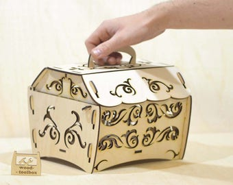 Gift box - Digital files