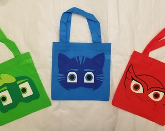 PJ Mask Favor/Goodie Bags