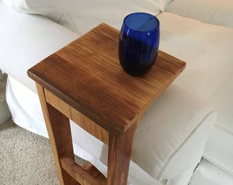 Couch Side Table - C Table