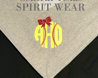 Softball Gift, Softball monogram blanket, Sweatshirt blanket, Softball blanket, Monogram Blanket, Softball gift, Coach Gift