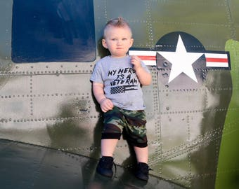 love my veteran, daddy deployed shirt, military deployment shirt, american hero shirt, daddy is my hero, veterans day, deployed tee, tshirt