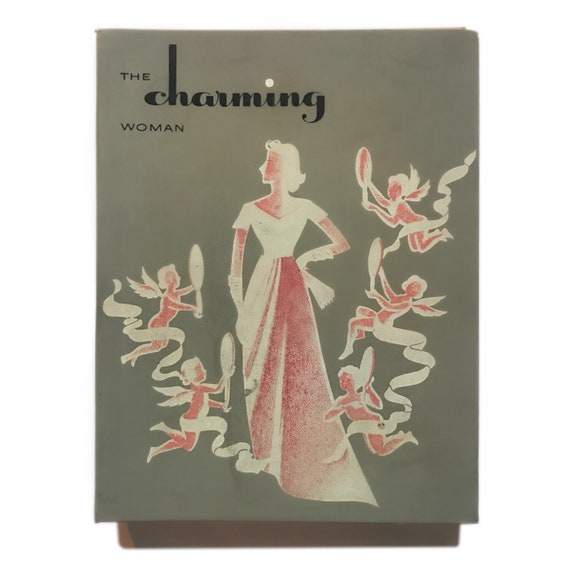 The Charming Woman, 1952. Complete set of Helen Fraser's nine installment guide to beauty, style, and charm.
