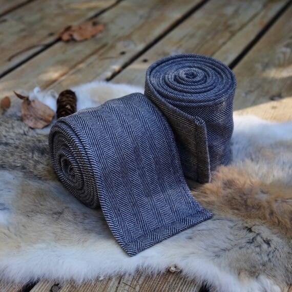 New! Viking Storm Blue Wool Leg Wraps Winingas Vindingr Wickelbander vaf-spjôrr, Garb Norse SCA, LARP, HEMA, Anglo Saxon, Armor, Reenactment