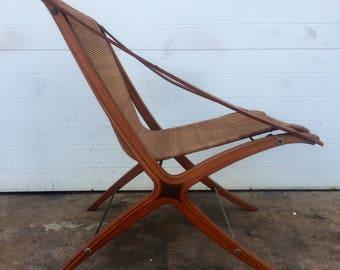 hividt u0026 molgaard x chair mid century leather