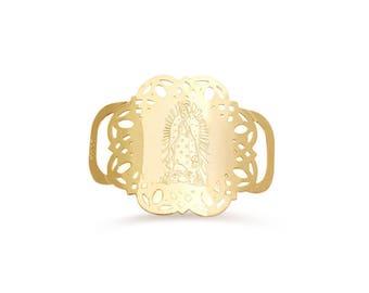 Virgen Guadalupe bracelet