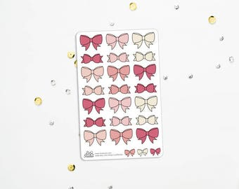 Pocket sheet - Bows - Lippy