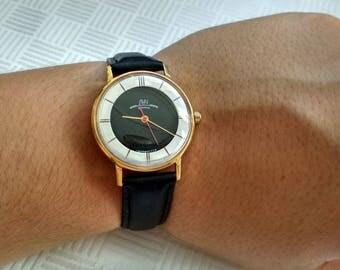 Rare slim Soviet watch LUCH, montre homme, vintage watch, mechanical watch, ussr watch