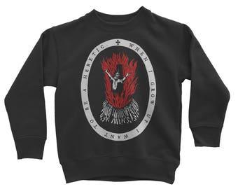 Heretic Sweatshirt
