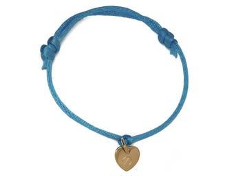 "Bracelet ""Mini heart"" woman or girl"