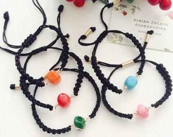 Macrame Woven Bracelets