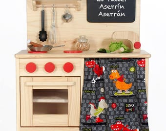 Children's toy kitchens,Natural Wooden Toy, Play Kitchen-Waldorf, Toy Kitchen- Wooden Toys