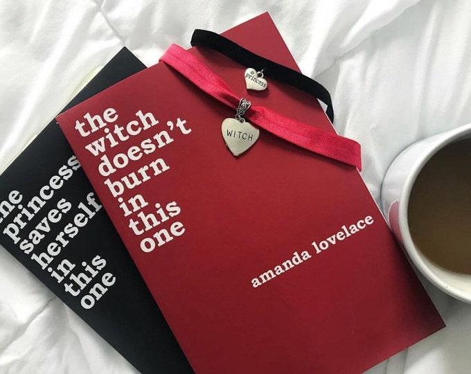 Amanda Lovelace Choker Collection