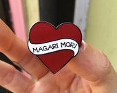 Magari mori pin
