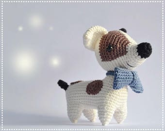 The Jack Russell (pattern by PicaPau) Martin