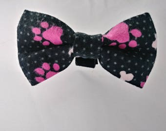 doggie bow tie (4 girly styles in this listing)
