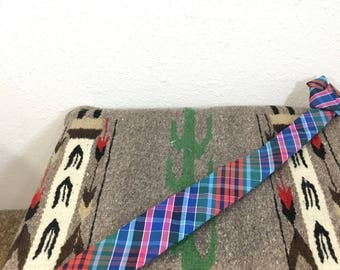 gitman brothers all cotton plaid necktie made in usa