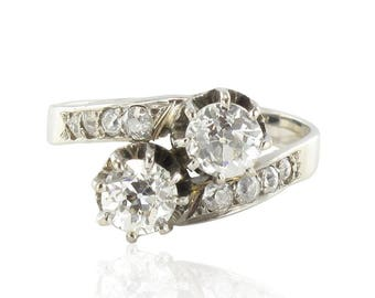 Ring you me diamonds white gold