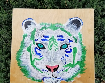 A Tiger's Nature