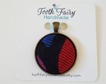 Pendant - Lenny Lamb - Joyful Time - Wrap Scrap - Multicolored - Colorblock - Babywearing - Keepsake