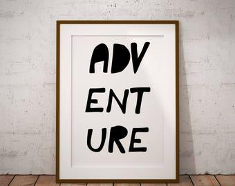 Affiches Scandinaves, Trending Now Print, Apartment Decorating, Dorm Decorations, Aesthetic Prints, Adventure Decal, Dorm Decor Ideas