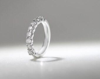 Diamonds Wedding Band