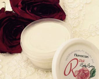 Moroccan Rose Shea Body Butter