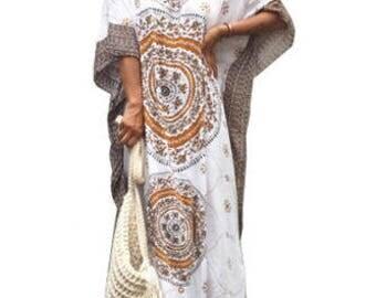 Boho Kaftan - Maxi Dress