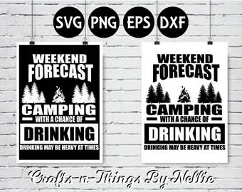Weekend Forecast SVG