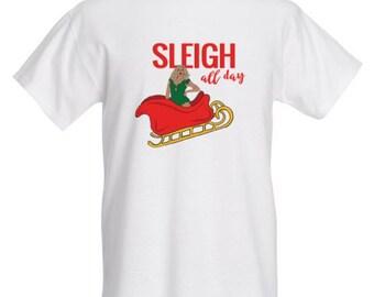 BEYONCE SLAY T-shirt | Christmas shirt