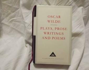 1991 ** Oscar Wilde * Prose Writings and Poems ** Oscar Wilde **sj