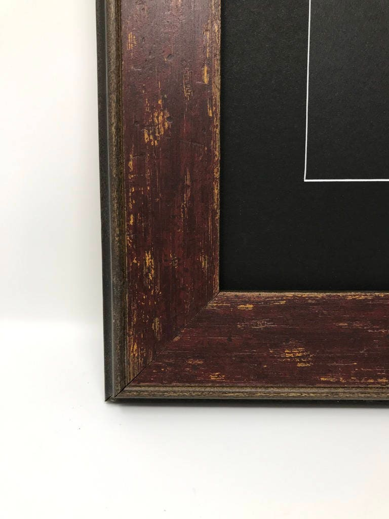 Luxury 18 X 24 Picture Frame With Mat Component - Picture Frame ...