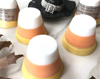 Halloween Soap, Candy corn soap, Fall Soap, Witch Soap, Homemade Soap, Assorted soap, Spooky Soap,fall decor, Cool Soap, Kid Soap,Party soap