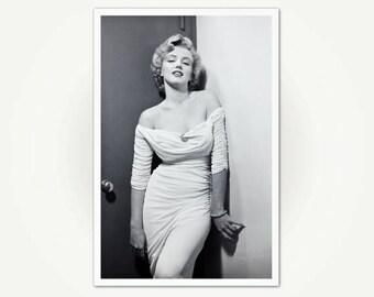 Marilyn Monroe Portrait Print