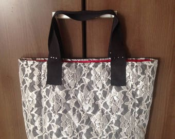 Lace bag for lady